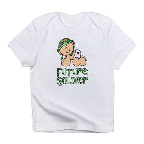 Future Soldier Baby (tx) Infant T-Shirt