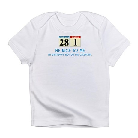 Be Nice To Me Infant T-Shirt