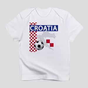Croatia Soccer Infant T-Shirt