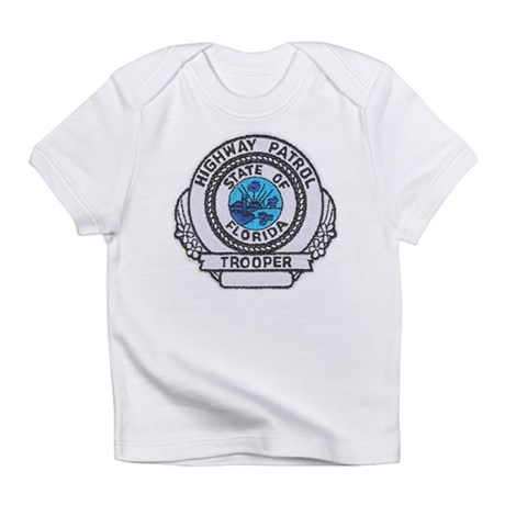 Florida Highway Patrol Infant T-Shirt