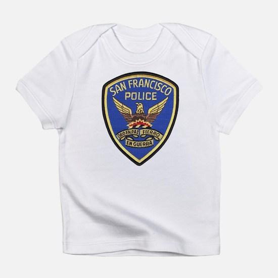 San Francisco PD Infant T-Shirt