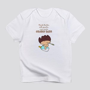 Cowboy Baby Creeper Infant T-Shirt