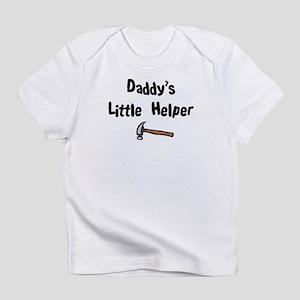 Daddy's Little Helper Creeper Infant T-Shirt