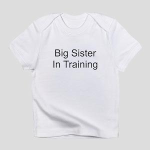 Big Sister Creeper Infant T-Shirt