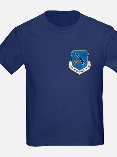 456th Bomb Wing Kid's T-Shirt (Dark)