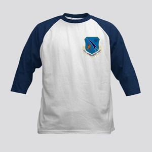 456th Bomb Wing Kid's Baseball Jersey
