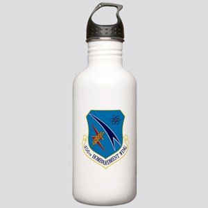 456th Bomb Wing Stainless Water Bottle 1.0L