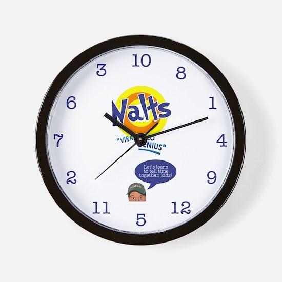 Cute Mixed up Wall Clock