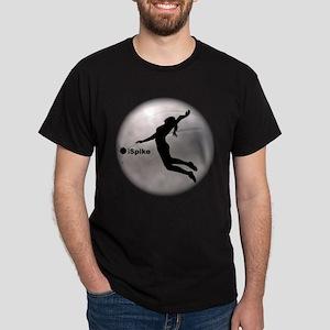 ispike Volleyball Dark T-Shirt