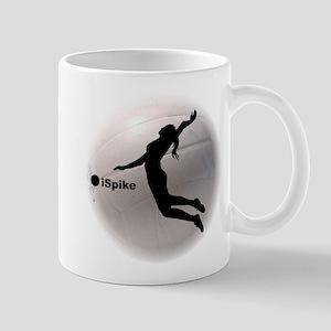 ispike Volleyball Mug