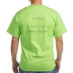 What part of Riemann's? Green T-Shirt