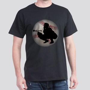 iCatch Baseball Dark T-Shirt