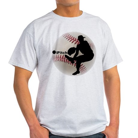 iPitch Baseball Light T-Shirt