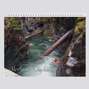 NW Kayaking Wall Calendar :2011