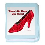 No Place Like Home baby blanket