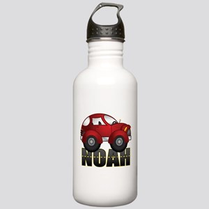 Noah Red Car Stainless Water Bottle 1.0L