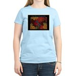 The Blue Dragonfly Women's Light T-Shirt