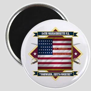 54th Massachusetts Magnet