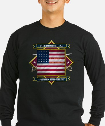 54th Massachusetts T