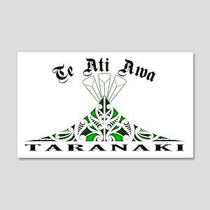 Te Ati Awa - Taranaki 20x12 Wall Peel