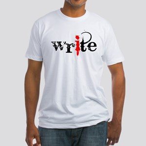 WR-I-TE Fitted T-Shirt