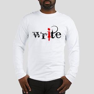 WR-I-TE Long Sleeve T-Shirt