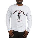 Zombie Stopper Ammo Company Long Sleeve T-Shirt