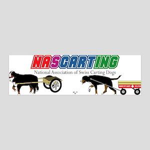 <B>Popular!</B> NASCARTING! 36x11 Wall Peel