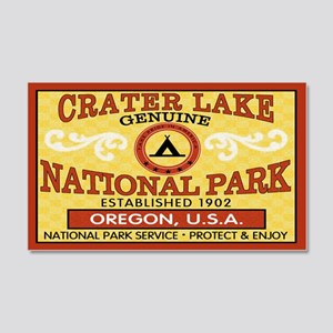 Crater Lake National Park 20x12 Wall Peel
