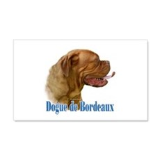 Dogue Name 20x12 Wall Peel