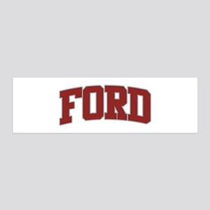 FORD Design 36x11 Wall Peel