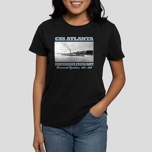 CSS Atlanta Women's Dark T-Shirt