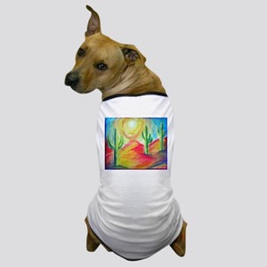 Desert, Bright, Dog T-Shirt