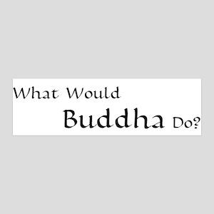 Buddha 36x11 Wall Peel