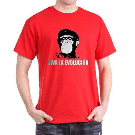 Genealogy Identity Evolution Dark T-Shirt