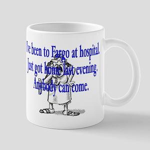 Anybody can come Mug