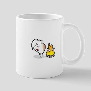 Toasty Buns Marshmallow Baby Art Mugs