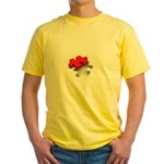 Puzzled? Yellow T-Shirt