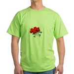 Puzzled? Green T-Shirt