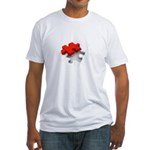 Puzzled? Fitted T-Shirt