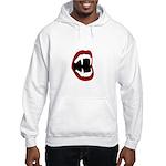 Bite Me! - Fangs Hooded Sweatshirt