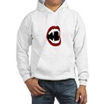 Bite Me! - Fangs Hooded Sweatshirt