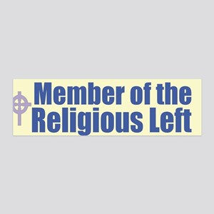 Religious Left Celtic Cross 36x11 Wall Peel