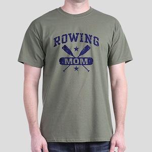 Rowing Mom Dark T-Shirt