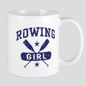 Rowing Girl Mug