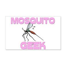 Mosquito Geek 20x12 Wall Peel