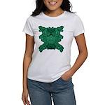 Jade Skull Women's T-Shirt