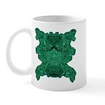 Jade Skull Mug