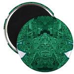 Jade Skull Magnet