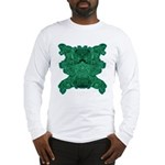 Jade Skull Long Sleeve T-Shirt